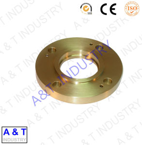 AT CNC Precision Aluminum/Brass/Stainless Steel/Machining Parts with High Quality pictures & photos