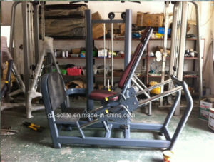 Seated Horizontal Leg Press / Commercial Gym Equipment for Wholesale pictures & photos
