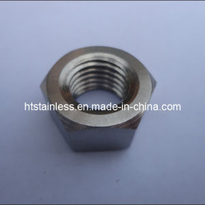Nickle Alloy Duplex Hastelloy Monel Inconel Incoloy Hex Nut pictures & photos