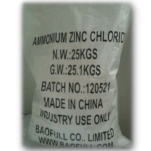 High Quality Electroplate Grade Zinc Chloride 96 % pictures & photos