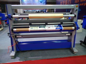 Mefu Mf1700-F2 Pneumatic Double Side Hot Laminator pictures & photos