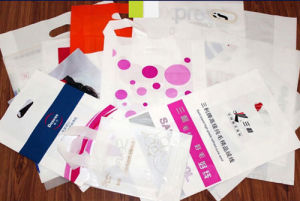 PE Die Cut Shopping Bags Psb002 pictures & photos