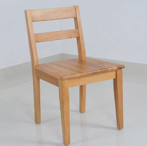 Oak Wood Dining Chair High Quality Chair (M-X1014) pictures & photos