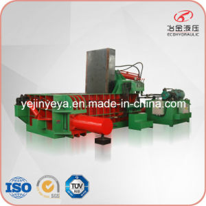 Ydf-200b Hydraulic Waste Aluminum Compactor Baler with ISO Approved pictures & photos