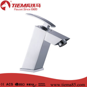 Brass Single Lever Basin Mixer (ZS64304) pictures & photos