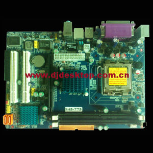 945gv-755 Motherboard with 4*SATA2 Ports pictures & photos