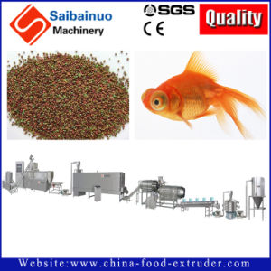 Fish Food Making Machine Animal Pet Food Production Line pictures & photos
