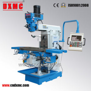 X6336 Industrial Profile China Bridgeport Milling Machine