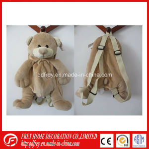Hot Sale Plush Teddy Bear Bag for Pupil pictures & photos
