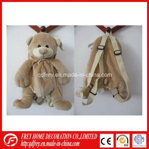 Hot Sale Plush Teddy Bear Bag for Pupil