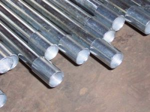 Diameter 21.7mm Galvanized Steel Pipe pictures & photos