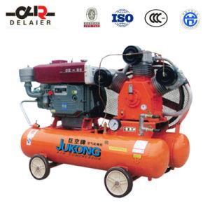 Dlr Jukong Brand High Volume Diesel Piston Air Compressor 2V-3.5/5