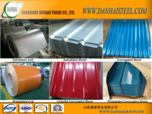 Cheap and Good Quality Hot-DIP Galvanized Steel Coils pictures & photos