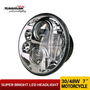 48W 7inch 2015 Hot Sale LED Driving Light Sm6071 pictures & photos