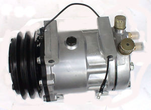 7seu16c Series Electric Car AC Compressor pictures & photos