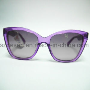 New Arrivals Fashion High Quality Acetate Polarized Sunglasses pictures & photos