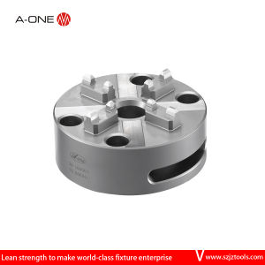 China A-One Erowa Quick Manual Lathe Chuck for CNC Machine pictures & photos