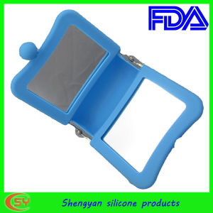 Custom Silicone Makeup Mirror (SY-SM-003)