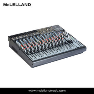 22- Input 2/2-Bus Mixer with Mic Preamps, Eqs, 24-Bit Multi-Fx Processor /Audio Interfacce /Audio Mixer (LM-22FX) pictures & photos