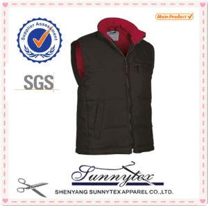 Custom Sleeveless Jacket Safety Waistcoat pictures & photos