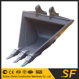 ISO SGS Approved Excavator Trapezoidal Bucket V Ditch Bucket pictures & photos