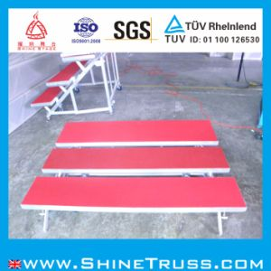 Aluminum Choir Stage for Singing pictures & photos