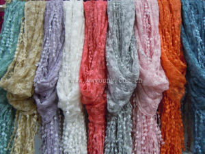 Women Lace Scarf (FY-T041A)