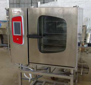 Best Offer of Gas Combi Oven for Commercial Kitchen pictures & photos