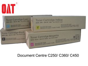 Color Toner DC450k CT200539; CT200540 Used for FUJI Xeroxdc250/360/450/2200/3300/4300/4400 pictures & photos