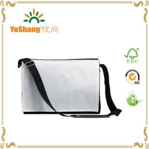 Full Color Process Print Shoulder Bag Long Shoulder Bag Shopper Shoulder Bag pictures & photos