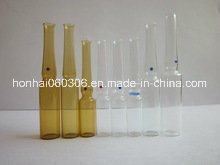 10ml Clear & Amber Type B Neutral Glass Ampoule, Glass Vial pictures & photos