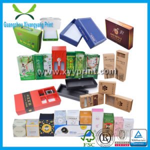 Magnetic Closure Custom Logo Foldable Paper Box Packaging Gift Boxes pictures & photos