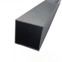 Aluminium Tube Profile New Extruded Aluminium Profile for Door pictures & photos
