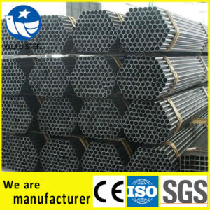 ERW Black Steel Pipe for Farm House/ Gate/ Fence pictures & photos