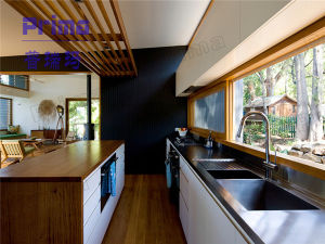 Moden Kitchen Design Small Kitchen Cabinet pictures & photos