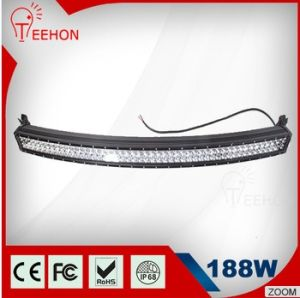 30 Inch 180W Dual Rows Curved CREE LED Light Bar pictures & photos