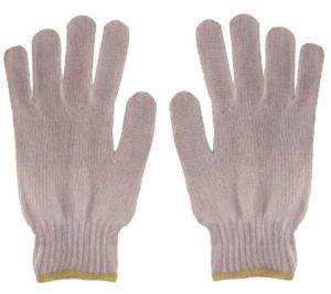 Cotton Knitted Gloves pictures & photos
