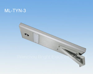 Integrated Solar Street Light Road Lamp with High Quality and Competitive Price pictures & photos