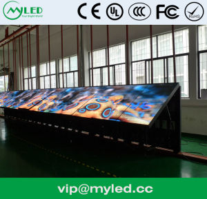 Front Open Front Lift LED Banner Sign pictures & photos
