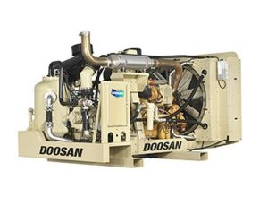 Ingersoll Rand/ Doosan Portable Screw Compressor, Compressor, Air Compressor (XHP1170FCAT) pictures & photos