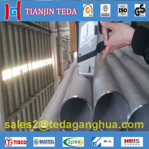 Stainless Steel Seamless Pipe Tube pictures & photos