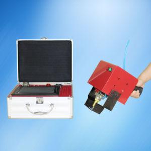 CNC Portable Pneumatic DOT Pin Marking Machine (KT-PB04) pictures & photos