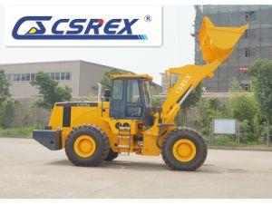 Csrex/Caise Cummins Engine Wheel Loader Construction Machinery pictures & photos