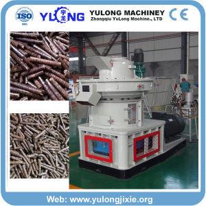 Vertical Ring Die Bioenergy Wood Pellet Making Machine with Best Price pictures & photos
