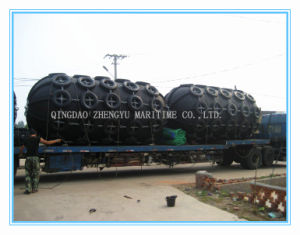 Pneumatic Floating Rubber Fender