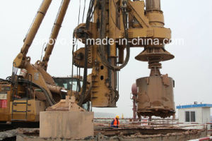 TR400D Rotary Drill Rig for Big Piles Construction pictures & photos
