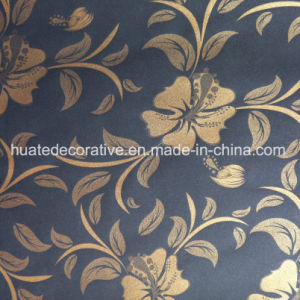 Fansy Design Melamine Impregnated Paper, Metallic and Various Color Available pictures & photos