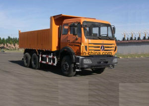 Beiben 336HP 30ton Dump Tipper Truck pictures & photos