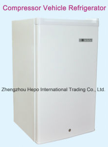 DC/AC Compressor 100L Car Refrigerator (Upright Style) pictures & photos