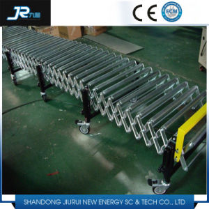 Truck Steel Roller Conveyor for Production Line pictures & photos